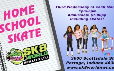 Monthly Home School Skating Sessions